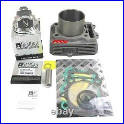 02-08 Arctic cat Automatic 375 / 400 Cylinder Jug Piston Rings Top End Kit