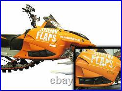 03-07 ARCTIC CAT Firecat F5 F6 F7 SNO PRO PDP Snowmobile Vent Kit BLK