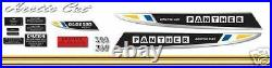 1970 Arctic Cat Panther 399 Complete Decal Graphic Kit