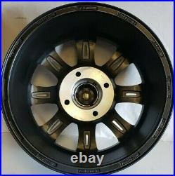 4 ATV RIMs WHEELs 14x7 4/115 5.5+1.5 MOOSE fits most ARCTIC CAT milled aluminum
