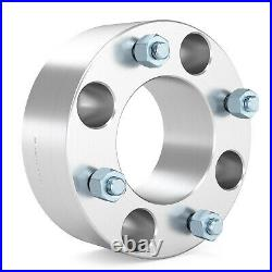 4pc 2 Thick ATV 4/115 Wheel Spacers for many Arctic Cat 4x115 10x1.25 Studs Nut