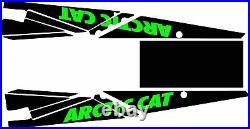ARCTIC CAT TUNNEL top GRAPHICS WRAP SNO PRO CLIMB CROSS M 800 1100 TURBO DECAL t