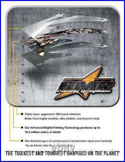 ATV Graphics Kit Quad Decal Sticker Wrap For Arctic Cat DVX400 DVX300 SSSH R K