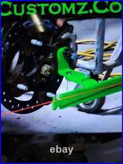 Accurate DIY Wheel Alignment Tool/Gauge canam yamaha honda arctic cat cf moto