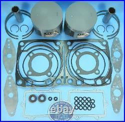 Arctic Cat 800 Spi Piston Kits Winderosa Top End Gasket Set 2010-2015 Cf8 F8 M8