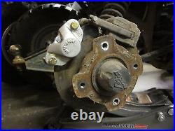 Arctic Cat ATV (1996-02) 250 300 400 454 500 REAR Brake Caliper & Pads 0402-011