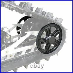 Arctic Cat Black 8 Rear Idler Wheel Kit 12-18 137 141 153 162 6639-621
