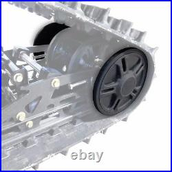 Arctic Cat Black Rear Idler Wheel Kit 7.12 2012-2018 129 Track 6639-617