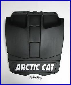 Arctic Cat Black Snowflap Mudflap 2014-2020 ZR XF M 6606-394