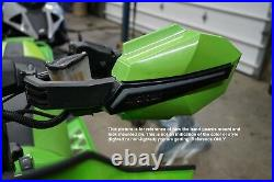 Arctic Cat Black Snowmobile Procross Hand Guards See Listing 4 Fitment 8639-352