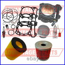 Arctic Cat DVX 400 434cc Big Bore Cylinder Piston Gasket Top End Kit 3402-844