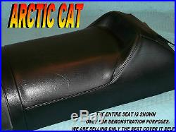Arctic Cat EXT 580 1997-98 New seat cover EXT580 EFI Deluxe EXT 600 Triple 757B