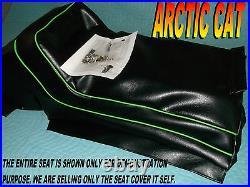 Arctic Cat El Tigre 6000 1985 Cougar New seat cover special edition 737