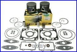 Arctic Cat Firecat 700/F7, 2003-2006, Pro-X Pistons, Gasket Set, Bearings