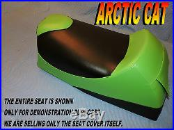 Arctic Cat Firecat F5 F6 F7 2003-04 New seat cover 500 600 700 Sno Pro Fire 868B