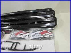 Arctic Cat M6, M7, M8, M1000, Crossfire Slp Powder Pro Ski Kit 2005-2009