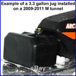 Arctic Cat Mountain Addiction 3.3 Gallon Black Utility Jug TrackRack 7639-207