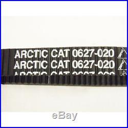 Arctic Cat New OEM Drive Clutch Belt 0627-020 Powder Special ZR ZL ZRT Pantera