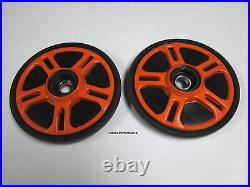 Arctic Cat Orange Rear Idler Wheel Kit 7.12 2012-2018 129 Track 6639-619