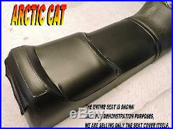Arctic Cat Panther Pantera Prowler Puma 1993-96 New seat cover 2-up Deluxe 875A