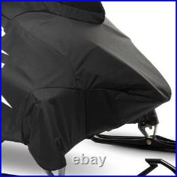 Arctic Cat Polyester Snowmobile Cover Black & White 2012-2020 ZR F XF 8639-013