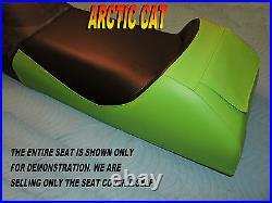 Arctic Cat Powder Special 1998-99 500 600 LE seat cover EFI JAG 340 Blk/gre 675A