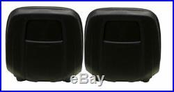 Arctic Cat Prowler Pair (2) Black Seats Replaces OEM# 1506-925
