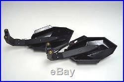 Arctic Cat Snowmobile Black LED Procross Hand Guard Light Kit 7639-770 8639-354