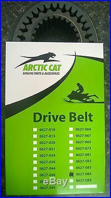 Arctic Cat Snowmobile Drive Belt 0627-084