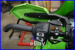 Arctic Cat Snowmobile Green Procross LED Hand Guard Lighted Kit 7639-771