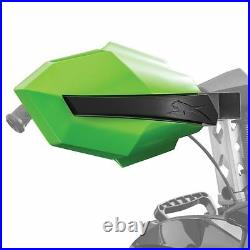 Arctic Cat Snowmobile Team Green Procross Hand Guards C Listing 4 Fit 7639-389