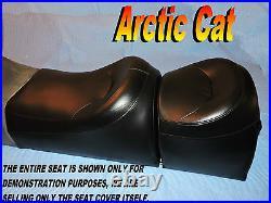 Arctic Cat T660 seat cover 01-05 Touring Triple 4 Stroke T 660 600 Turbo 925
