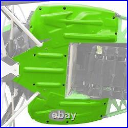 Arctic Cat TA Green Rear Engine Skid Plate 2014-2018 ZR XF M 7000 6639-450