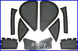 BDX 9 Piece Vent Kit for Arctic Cat M-Series/Crossfire 50044-VENT