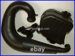 CERAMIC COATING for Expansion Chambers, Exhaust Pipes-Polaris Ski Doo ArcticCat