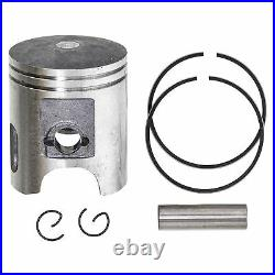 Cylinder Head Piston Gasket Top End Kit for Arctic Cat 90 Y-12 Youth 2002-2004