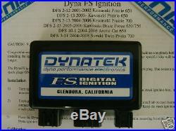 DynaTek Black ECU CDI Ignition Box Arctic Cat 650 V2 All Years Dyna