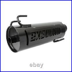 Exhaust Muffler Atv Arctic Cat 09-13 1000 13-16 500 Trv 09-14 550 Trv 0512-355