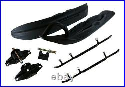 Exo-S All-Terrain Skis, Mount Kit, 6 Carbides Many 1985-09 Arctic Cat SEE LIST