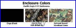 FULL CAB Enclosure + Vinyl Windshield Arctic Cat PROWLER UTV NEW 3 Color