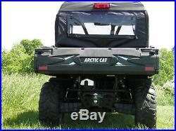 FULL CAB Enclosure for Existing Hard Windshield Arctic Cat PROWLER UTV NEW