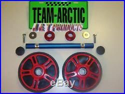 Firecat F5 F6 F7 Sabercat Sno Pro 4th Wheel Kit