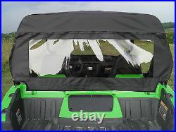 Full Cab Enclosure for Existing Windshield Arctic Cat WILDCAT TRAIL + SPORT UTV