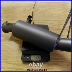 Ggb Light Weight Mountain Silencer Muffler Arctic Cat 800 Proclimb M8 F8 M8000