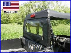 Mini Cab Enclosure for Arctic Cat Prowler Hard Windshield, Roof & Rear Window