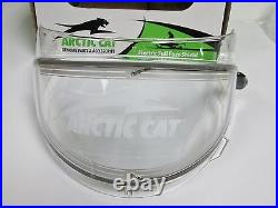 OEM Arctic Cat Modular Helmet Replacement Electric Heated Shield ONLY 5252-552