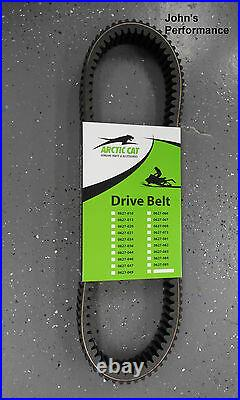OEM Arctic Cat Snowmobile Drive Belt See Listing for Fitment 0627-084