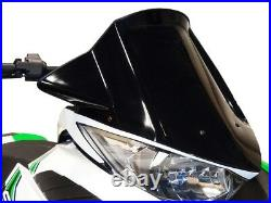 OEM Arctic Cat Snowmobile Mid Black Windshield 12-17 6000 8000 1100 6606-134