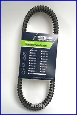 OEM Arctic Cat Textron ATV Drive Belt See Listing for Exact Fitment 0823-013
