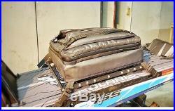 Polaris Arctic Cat Snowmobile Tunnel Rack, Slim Tunnel Bag Rack, Cargo Rack